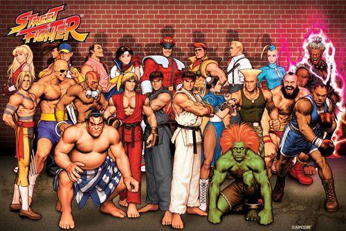 GAMELX FM 1×10 – Sensaciones 25º Aniversario Street Fighter