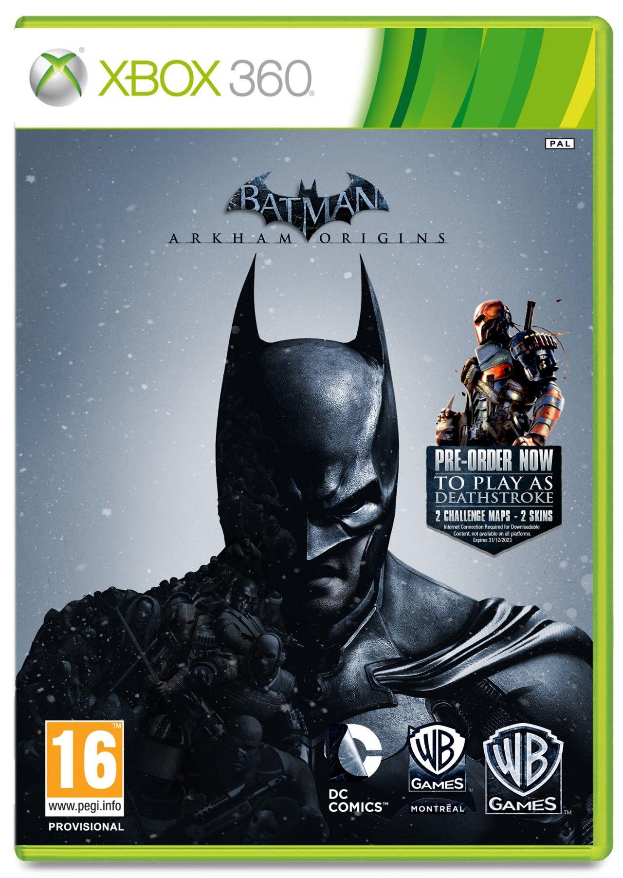 ANÁLISIS: Batman Arkham Origins