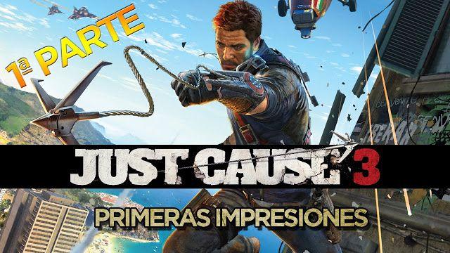 Just Cause 3: Primeras impresiones [Gameplay]