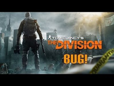 Bug en la Beta de The Division™