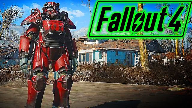 Fallout 4 – Desastre en la Turbina – Parte 1 [Gameplay]