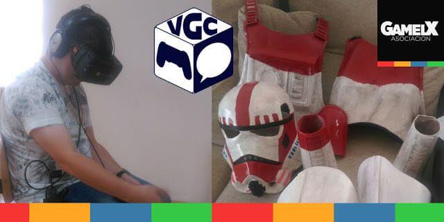 La Asociación GAMELX en el Salón del Cómic de Alicante VGC