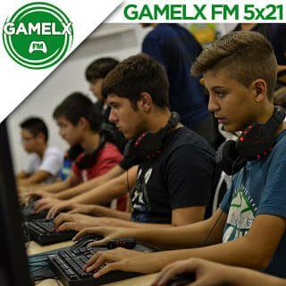 GAMELX 5×21 – Entre locuras y anécdotas podcasters (Estamos Jugando)