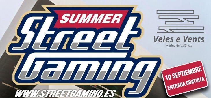 Visita al Summer Street Gaming