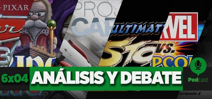 GAMELX 6×04 – Marvel vs Capcom Infinte, Project Cars 2, F1 2017, King Lucas y Debate: el nihilismo en los juegos Triple A