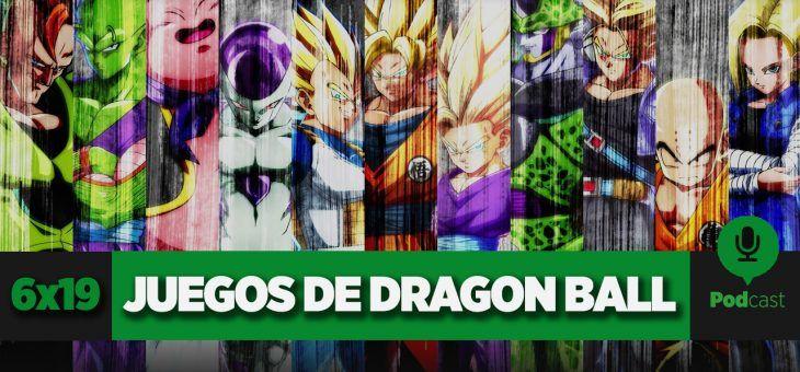 GAMELX 6×19 – Especial: Juegos de Dragon Ball