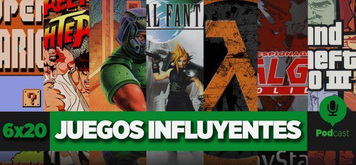GAMELX 6×20 – Los juegos más influyentes de la historia