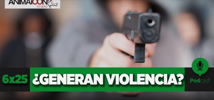 GAMELX 6×25 – ¿Generan violencia los videojuegos? + Entrevista a Darío Ávalos