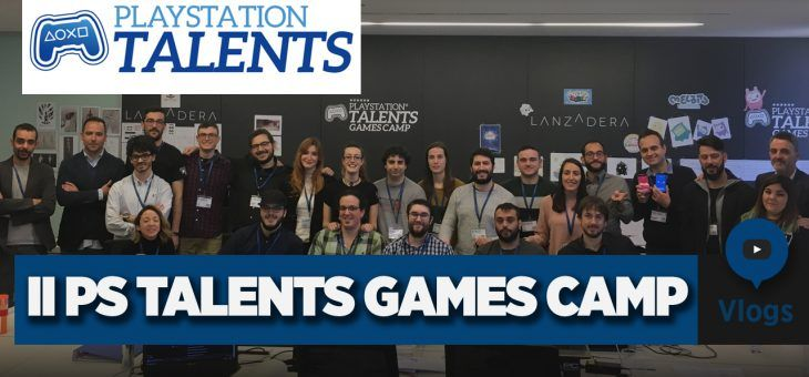Visitamos PS Talents Games Camp Lanzadera | Vlog