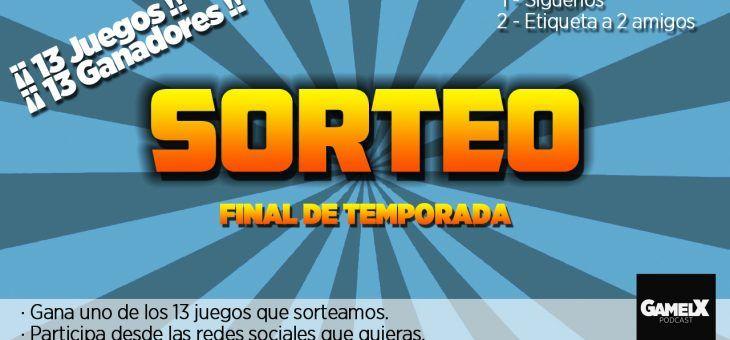 ¡SORTEO Final de Temporada!