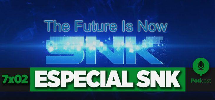 GAMELX 7×02 – Especial SNK