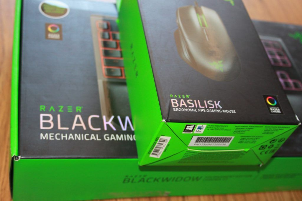 Blackwidow y Basilisk