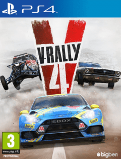 240px V Rally 4 cover