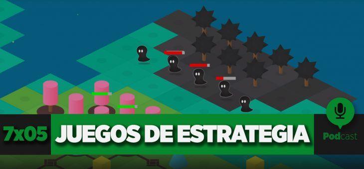 GAMELX 7×05 – Especial Juegos de Estrategia
