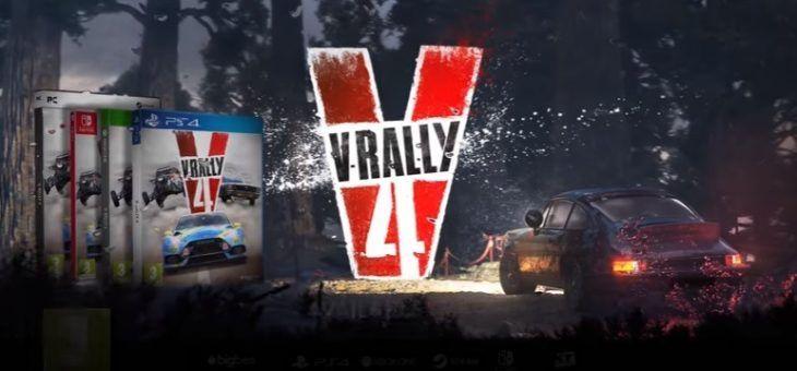 Análisis: V-Rally 4