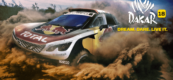 Análisis: Dakar 18