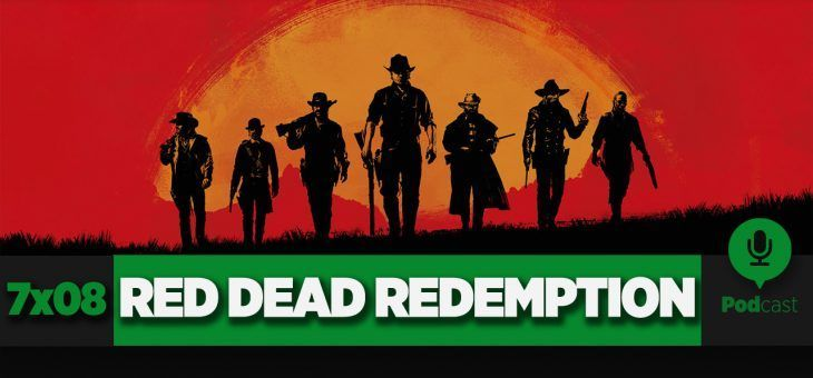 GAMELX 7×08 – Saga Red Dead Redemption