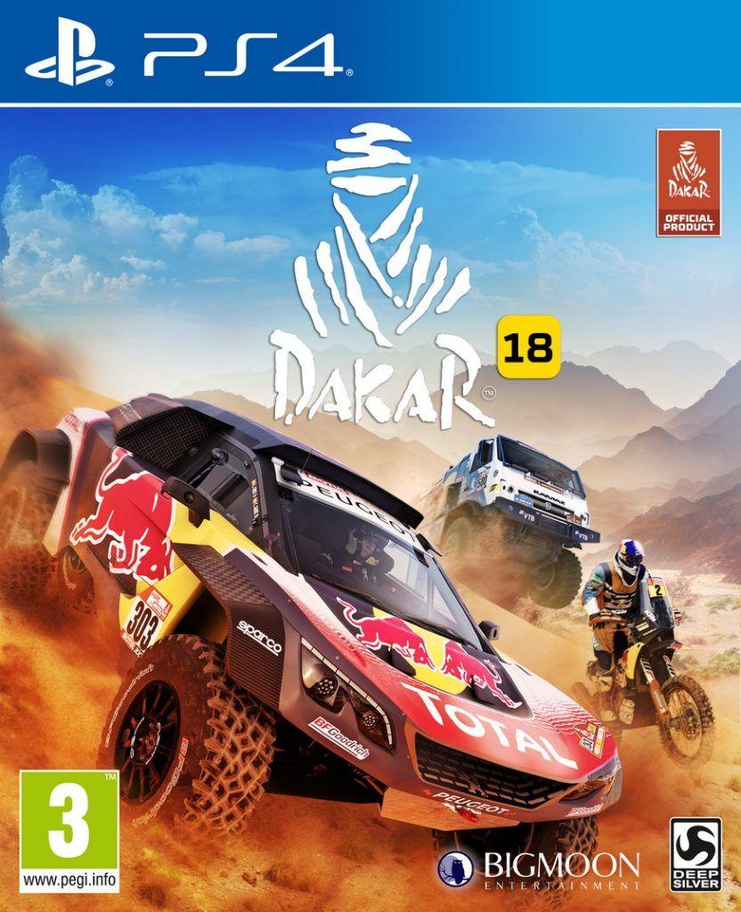 DAK18 2D ps4