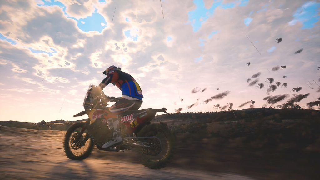 Dakar18 screenshot 3