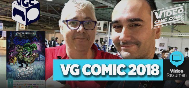 Visita al Video Game Comic 2018