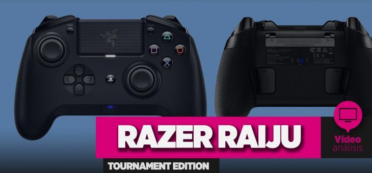 Análisis: Razer Raiju Tournament Edition