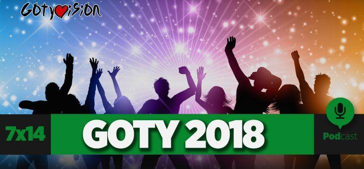 GAMELX 7×14 – GOTY 2018