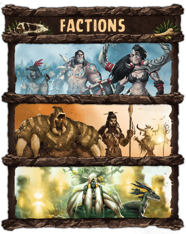 Steam Factions