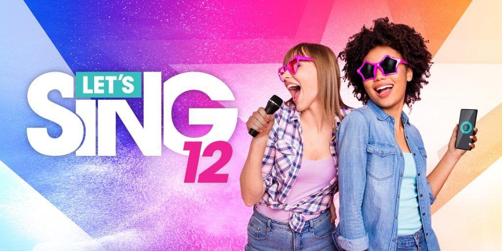 Análisis de Let's Sing 12