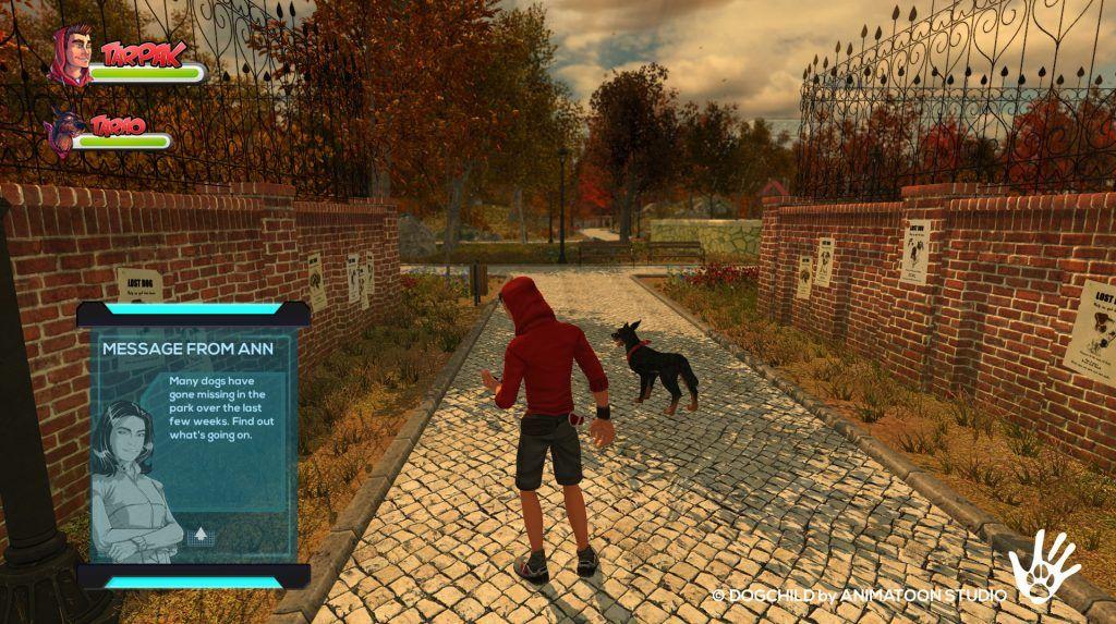 dogchild screen 01 ps4 eu 29oct15