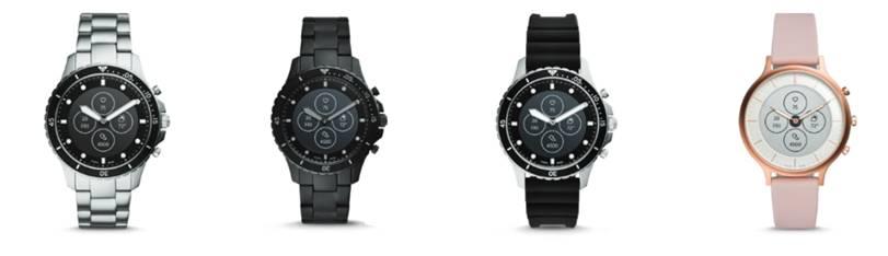 Fossil lanza sus nuevos smartwatches
