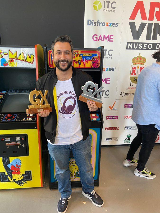 premios al podcasting de videojuegos