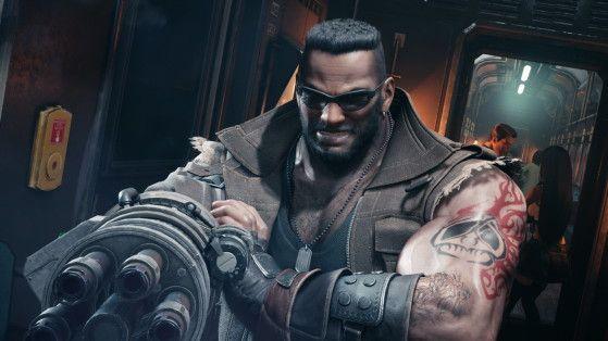 Barret y su brazo-arma también pertenecen al listado de los mayores personajes de videojuegos afroamericanos