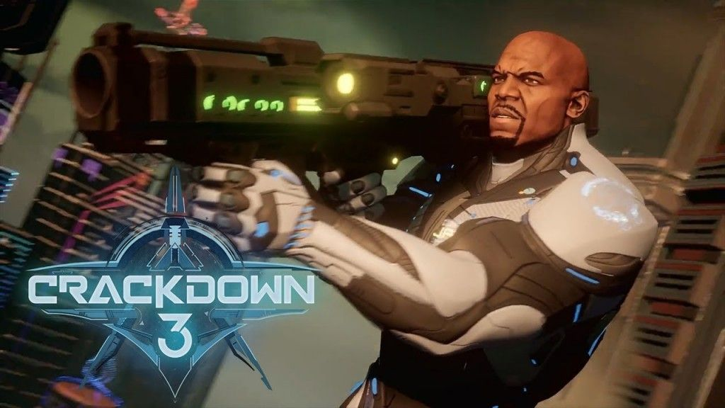 Isaiah Jaxon pertenecen al juego Crackdown 3