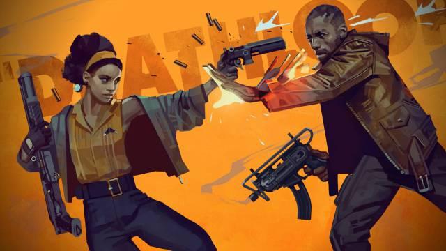 Colt y Julianna pertenecen al juego DeathLoop citados para el artículo de personajes de videojuegos afroamericanos