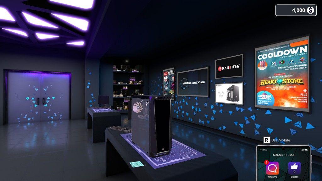 PC Building Simulator Esports Expansion
